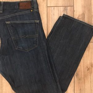 Dark Lucky Jeans Slim
